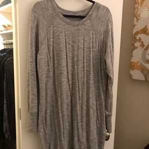 Athleta Womens T Shirt Dress